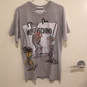Moschino Mouse T-Shirt